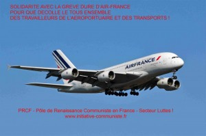 Air france grève