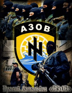 La dérive fasciste s'accentue en Ukraine !