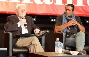 Les FTP MOI, les communistes dans la résistance, le CNR – L'intervention de Léon Landini [Débat Fête de l'Huma]