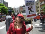 Au Venezuela, les communistes prennent d'assaut le siège du patronat !