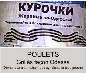 La propagande pro-nazi des médias français démasquée : sur la chute de la statue de Lénine à Kharkov [Reprise]
