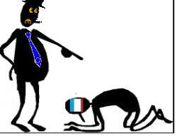 Sous-mission : Maintenir – sur le plan économique, social, commercial, politique – la France dans le carcan de l'UE et de l'OTAN ? [Reprise]
