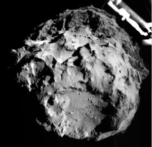 Roseta philae : « ACCROCHE TON CHAR A UNE ETOILE ! ». Jean Jaurès