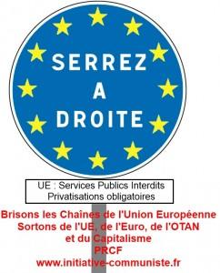 Euro austérité : Les départements aux bords de l'asphyxie conséquence d'une politique dictée par l'Union Européenne