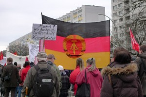 30e anniversaire de la destruction de la RDA : l'ostalgie d'André Delcourt .