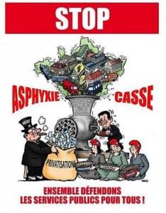 Plan social sur la fonction publique, le bilan chiffré : les résultats de l'offensive de l'UE du Capital