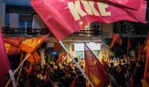 """Grèce Sortir de l'UE, annulation de la dette… """"La voie de la rupture est le véritable moyen de s'en sortir !"""" D Koutsoumpas"""