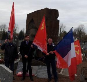 Avec le PRCF et le PCU, l'antifascisme d'Odessa à Hénin Beaumont