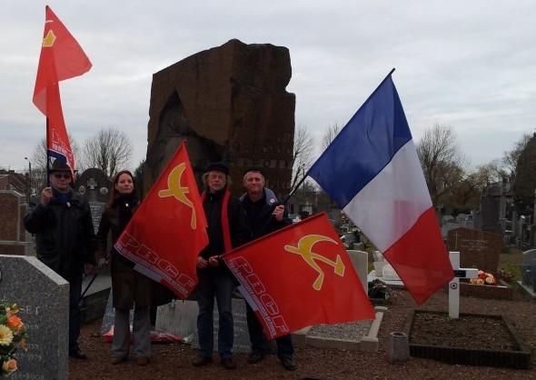 Natalia Touroukhina - hommage à Vasil Borik avec le PRCF