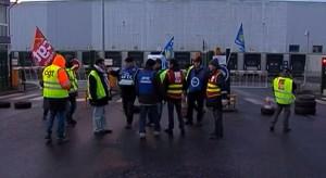 Grève des routiers