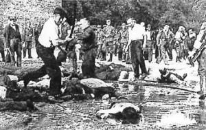 massacre antisémite par des Lettons