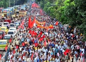 Inde : les communistes appelent à manifester contre la visite d'Obama