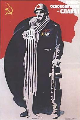 soviétique libération camp de concentration
