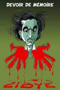 #BHL  : ENVOYONS-LUI DONC LA FACTURE ! #Libye #Syrie #Mali