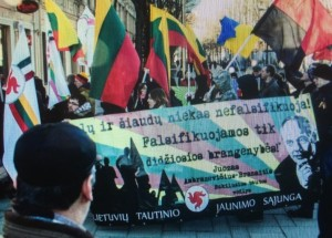 La Lituanie sur le pied de guerre ….