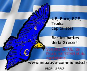 Grèce : grâce à l'Union Européenne du Capital, le pays où les enfants sont pauvres, les retraités dans la misère, les travailleurs au chômage !