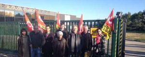 Stop à l'impunité  patronale ! Justice pour notre camarade Christophe ! #loimacron #inspectiondutravail