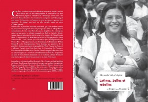 Latines, belles et rebelles, le nouveau livre de Hernando Calvo Ospina