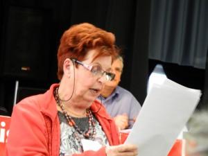 Danielle FSC conférence nationale