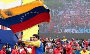 """Venezuela : """"nous ne permettrons pas un coup d'état parlementaire """" Maduro"""