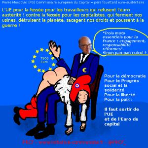 L'Europe contre la fessée ? ça dépend pour qui : analyse d'une note de Moscovici