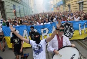 Propagande nazie sur les ondes de France Info : a propos du match Guingamp Dynamo de Kiev !