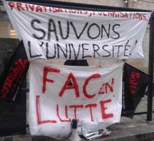 Suppression de la compensation à l'université : le gouvernement veut faire échouer les étudiants !