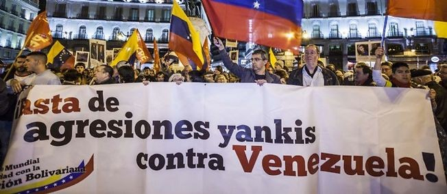 Assez d'agressions US contre le Venezuela !