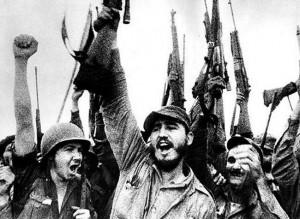 Fidel Victoire révolution cubaine