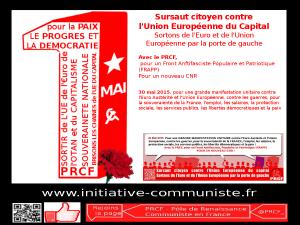 Manifestation du 1er Mai 2015 : liste et carte des manifestations