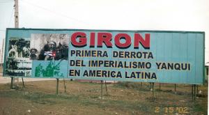 CUBA : 54e anniversaire de la défaite des USA à Playa Girón