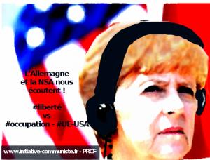 Berlin « à l'écoute » de Paris : UNE NOUVELLE GRANDE PAGE DE L'AMITIE FRANCO-ALLEMANDE #Europe #NSA