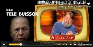 Histoire : Télé Patrick Buisson rend hommage aux éditions Delga