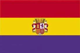 drapeau républicain espagnol