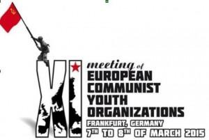 jeunesse communiste d'europe