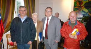 L'Ambassadeur du Venezuela en France reçoit le PRCF