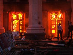 Ukraine : Quelques jours avant le 2 mai, la répression frappe à nouveau à Odessa