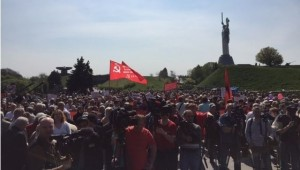 1er mai 2015 Kiev