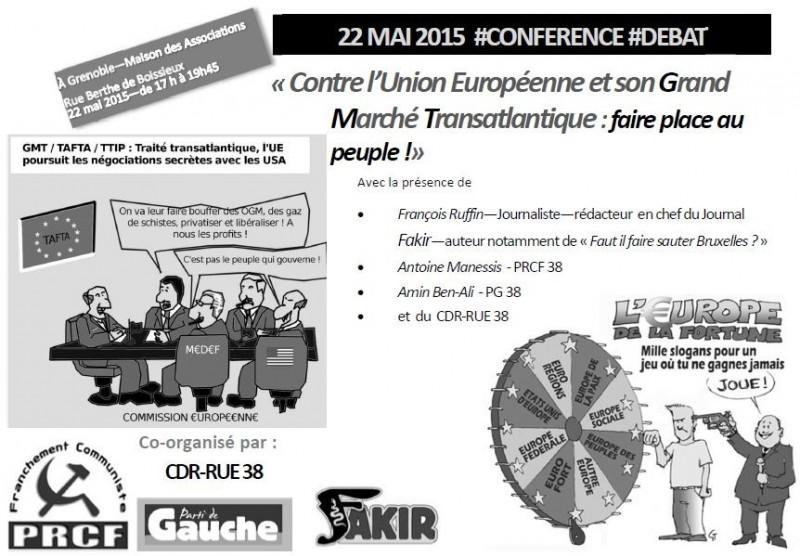22 mai ruffin conférence grenoble