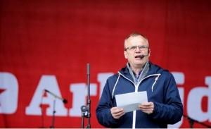 """Parti Communiste Danois : """"l'austérité, le but des traités européens""""  [discours du 1er mai 2015]"""