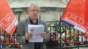 Marseille discours du PRCF 13
