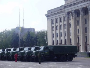 Odessa 1er mai 2015 maison des syndicats