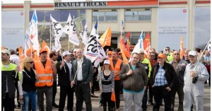 Renault Trucks : la destruction de l'Industrie continue ! Résistance !
