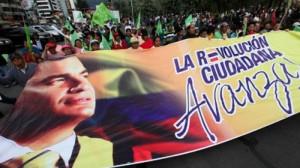 Solidarité avec l'Equateur ! Stop aux tentatives de déstabilisation – communiqué du PRCF