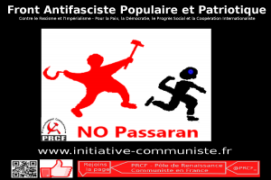 Marseille : Agression d'un Jeune communiste par le FN  ! No Pasaran !
