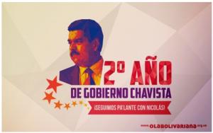 Le Venezuela à l'heure de la déstabilisation [12 Juin – Nanterre]