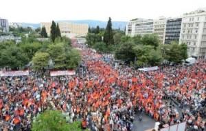 kke manifestation athène 26 juin 2015