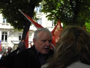 Roger Sylvain nous a quittés, son combat pour le syndicalisme CGT de classe et de masse continue !