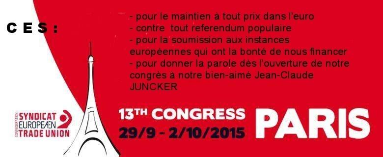 FSC CES syndicalisme