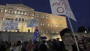 """Lettre ouverte à Costa Gavras : """"Tsipras et Varoufakis avaient accepté de capituler"""""""
